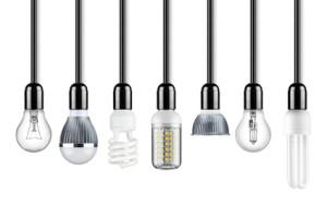 lamp row